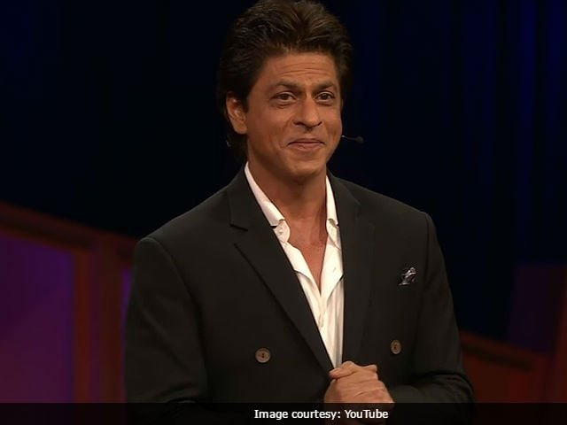 Shah Rukh Khan On TED Talks Debut: The Speech Was A Summation Of My Life