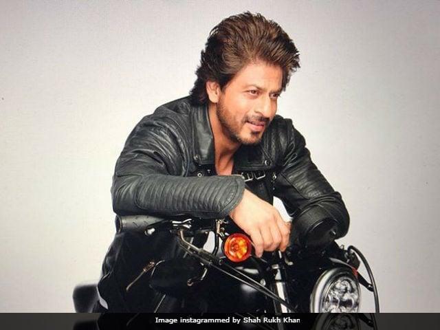 Shah Rukh Khan Smriti Irani