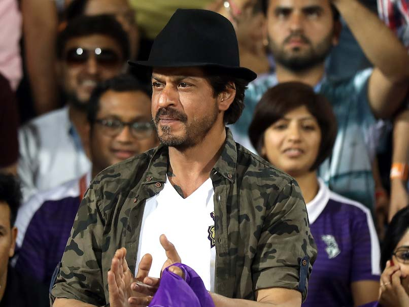 IPL 2017: Shah Rukh Khan To Cheer KKR In Crunch Match At Eden Gardens