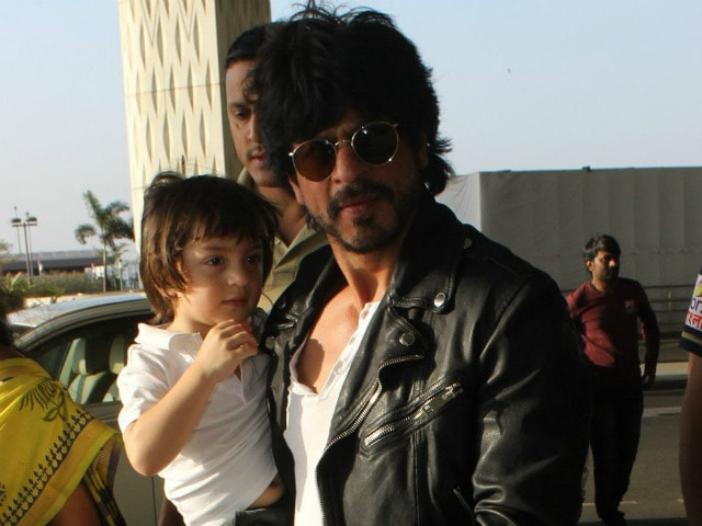 Shah Rukh Khan's Son AbRam Turns 4. On His Birthday, 10 Times He Stole Our Hearts