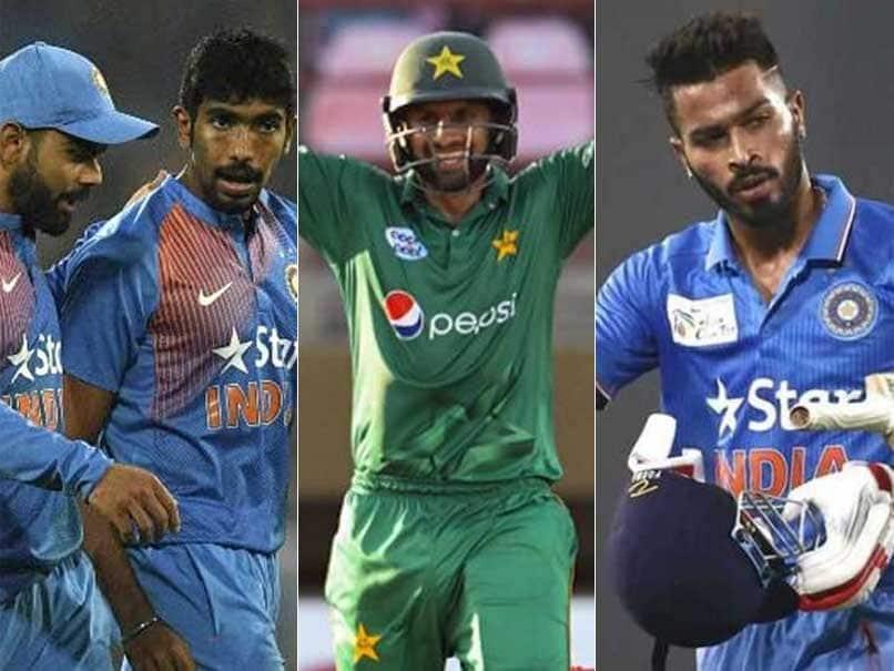 ICC Champions Trophy 2017, Ind Vs Pak: Jasprit Bumrah was 8 When Shoaib Malik Made His Debut
