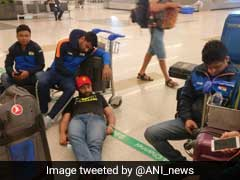 Abhinav Bindra Tweets His Displeasure At Treatment Of India Shooting Team At Delhi Airport