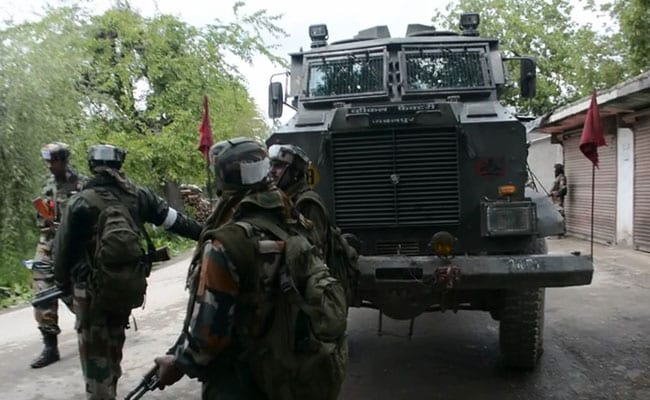 Huge Anti-Terror Operation In Jammu And Kashmir's Shopian Following Videos Of Terrorists In Orchards