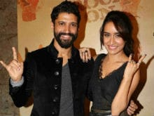 What Shraddha Kapoor Really Thinks Of Rumours She's Dating Farhan Akhtar