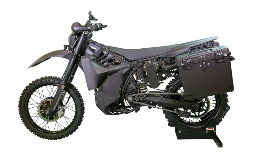 US Special Forces To Get SilentHawk Stealth Motorcycle