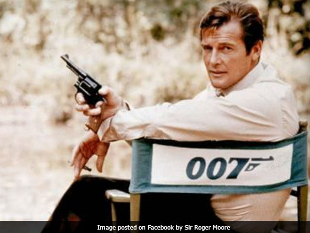 Roger Moore, The Man Who Played 'Jimmy Bond'