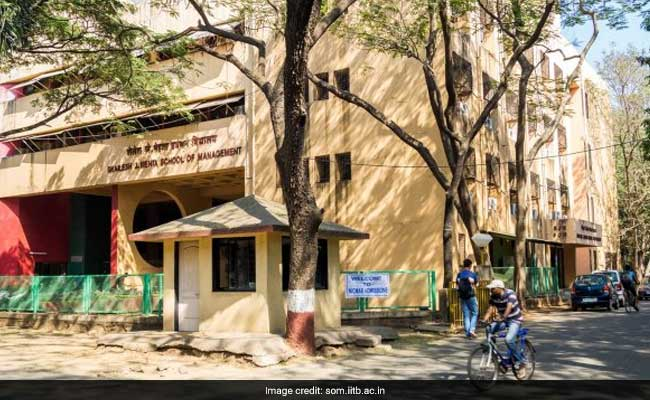 IIT Bombay's B-School SJMSOM Concludes Placements, Rs 29.9 Lakh Top Salary Offered