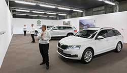 Skoda Launches Its First Digital Showroom In The UK