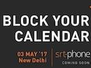 स्मार्ट्रोन एसआरटी.फोन 3 मई को होगा लॉन्च