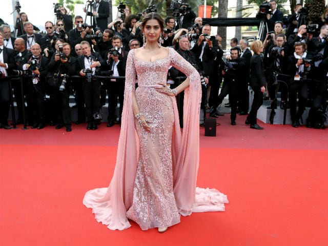 Cannes Film Festival: What Sonam Kapoor Considers 'Not Preparing Much' For Red Carpet