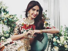 Sonam Kapoor Is Absolutely Gorgeous In This Photoshoot. See Pics
