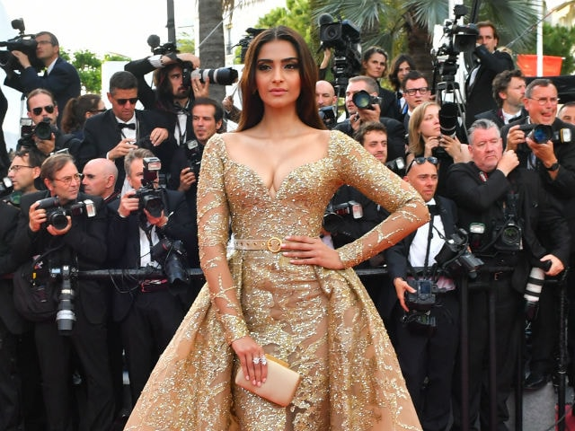 Sonam Kapoor Feels Indian Filmmakers Fear 'Film Festival Tag' Will Hamper Their Commercial Success