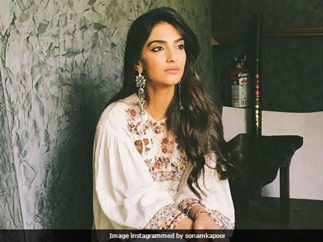Sonam Kapoor Urges Fans Not To Get 'Personal' Towards Celebrities