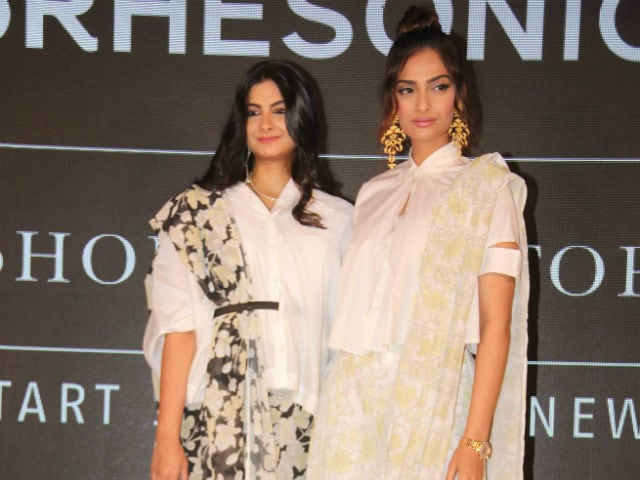 Sonam Kapoor Explains Why Her New Label Is More High Street, Less High Fashion