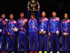 South Korea Upset China To Win Sudirman Cup