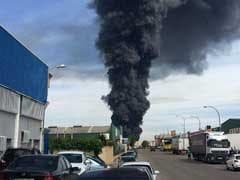 30 Injured In Blast At Chemical Recycling Plant In Spain