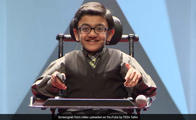 How A Wheelchair-Bound Teen Transformed 'Impossible' Into 'I'm Possible'