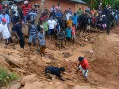 Floods, Landslides Kill At Least 91 In Sri Lanka; Over 100 Missing