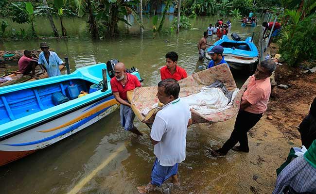 Sri Lanka Floods: Rescue Efforts On, 164 Dead In Worst Rains In 14 Years