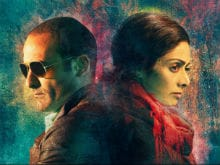 <i>MOM</i> Poster: Sridevi Cannot 'Trust' Akshaye Khanna. Can You?
