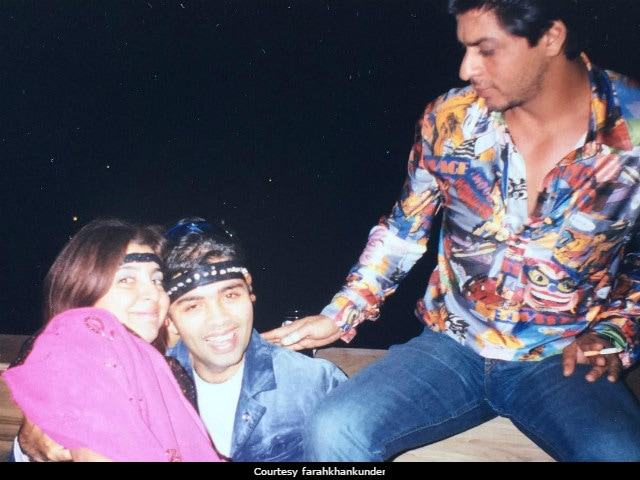 When Shah Rukh Khan Was 'Embarrassed' At A Party Many Years Ago