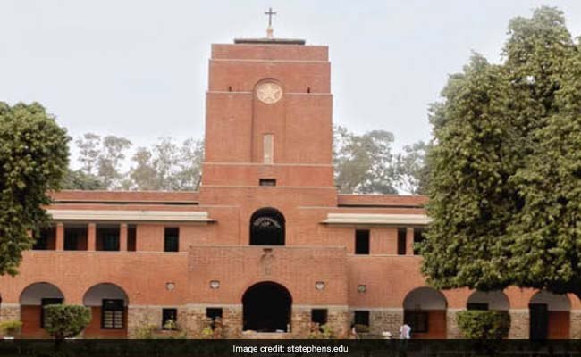 DU Admission 2017: St. Stephens To Announce Cut Offs For Under Graduate Courses Today