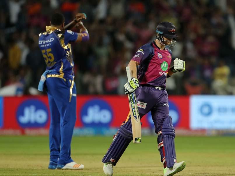 IPL Highlights: Mumbai Indians (MI) vs (RPS) Rising Pune Supergiant