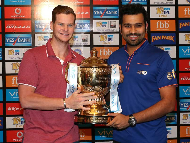 IPL Final, RPS vs MI: Steve Smith, Rohit Sharma Play Down Past Results