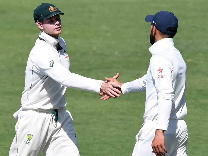 Steve Smith Has No Advice For Virat Kohli