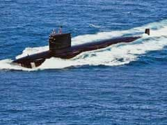 Government Clears Rs 40,000 Crore Project To Construct 6 Submarines