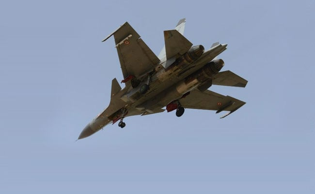 Air Force's Sukhoi-30 Jet With 2 Pilots On Board Missing Near China Border