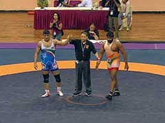 Asian Wrestling Championship: Silver For Sumit, India Finish With 10 Medals