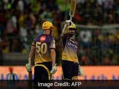 IPL RCBvsKKR: सुनील नरेन और क्रिस लिन के तूफानी अर्धशतक, छह विकेट से जीता कोलकाता