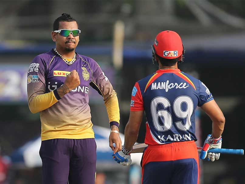 Sunil Narine And The Mystery Behind Pink Colour