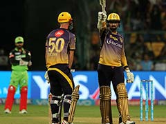 IPL 2017: Sunil Narine's Fastest Fifty Scripts Kolkata's Easy Win Over Bangalore