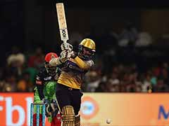 IPL 2017: Sunil Narine Smashes IPL's Joint-Fastest 50 In Just 15 Balls
