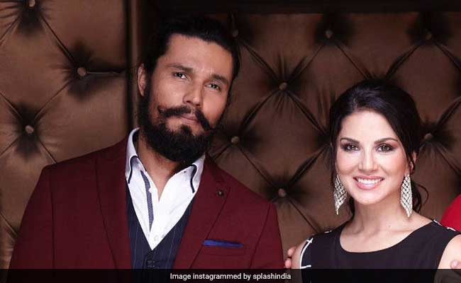 Sunny Leoni and Randeep Hooda will look together for fashion brands