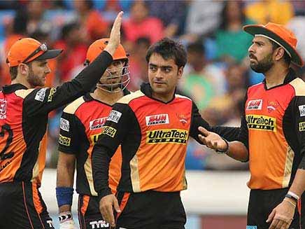 IPL Highlights: Gujarat Lions (GL) vs Sunrisers Hyderabad (SRH)