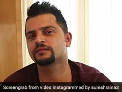 Suresh Raina Joins 'Break The Beard' Club, Adopts New Look For Daughter Gracia