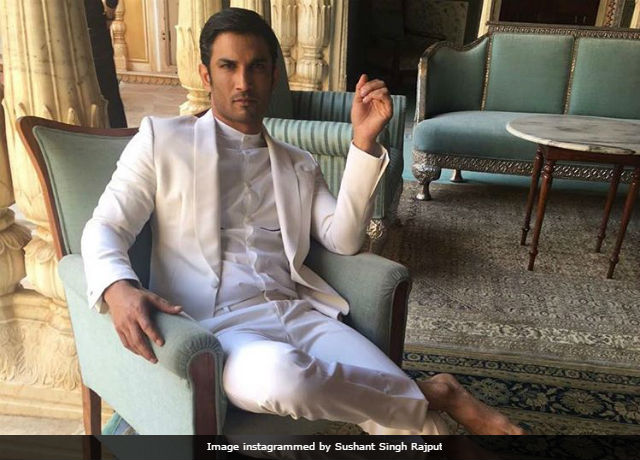 Sushant Singh Rajput's Chanda Mama Space Suit Courtesy The Martian Designer