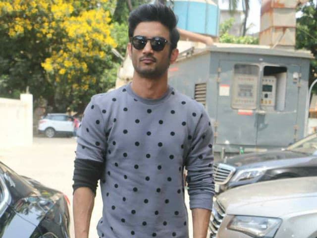 For Sushant Singh Rajput, Link-Up Rumours Are 'Boring Gossip'