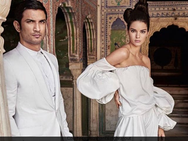 After Vogue India Cover Shoot With Kendell Jenner, Sushant Singh Rajput Will Be On Keeping Up With The Kardashians