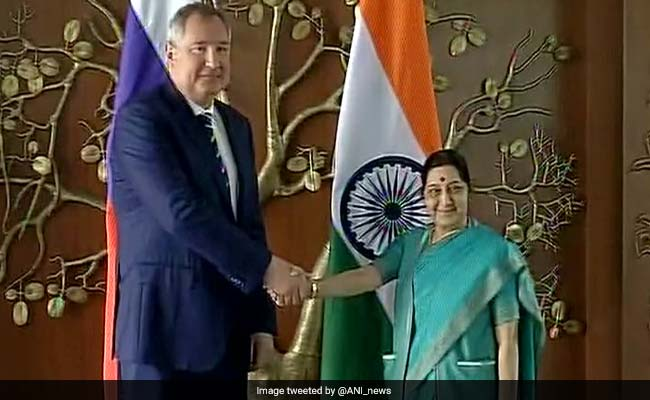 India, Russia review bilateral cooperation