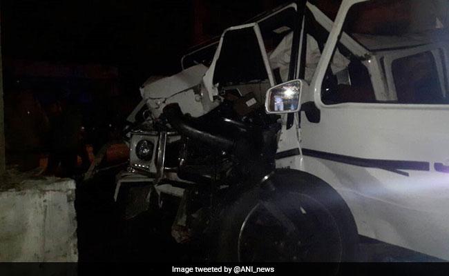 आंध्र प्रदेश के मंत्री के बेटे की कार दुर्घटना में मौत, मर्सिडीज SUV के भी परखच्चे उड़े