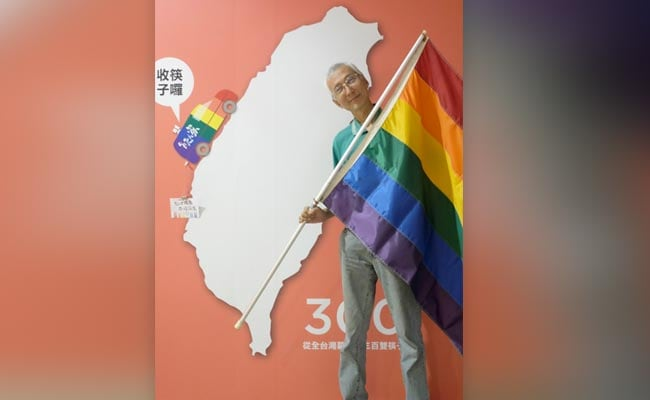 Hope In Taiwan Ahead Of Landmark Gay Marriage Ruling