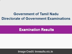 Tamil Nadu HSC Class 12 Plus Two 2017 Results On May 12