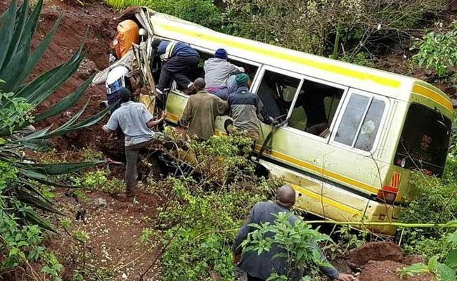 Deadly School Bus Crash That Took 35 Lives In Tanzania Blamed On Speeding
