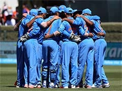 ICC Champions Trophy 2017: Not Only Virat Kohli, MS Dhoni Too Gives Pep Talk To Players Ahead Of Warm-Up Tie vs New Zealand