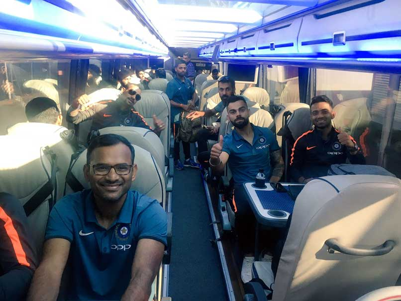 ICC Champions Trophy 2017 Team India The Defending Arrive In England