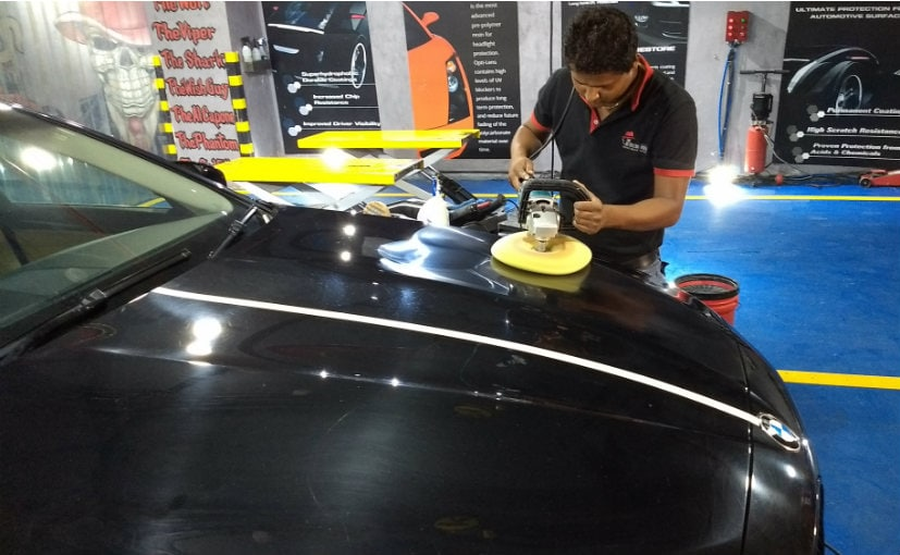 Car Waxing Cost India